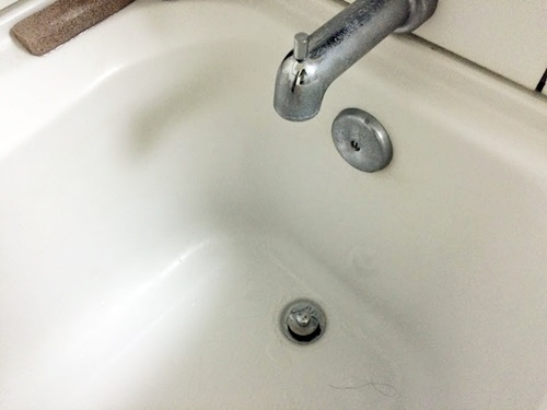 バスタブの排水口