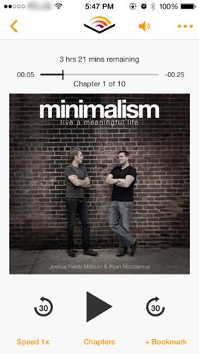 minimalism 30歳からのミニマル・ライフ