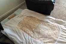 ミニマリストの寝床