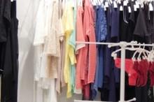 洋服売り場