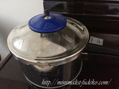 クーン・リコンの圧力鍋