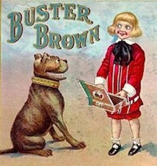 バスター・ブラウンのメリー・ジェーン