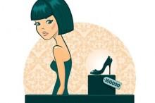 靴がほしい女性