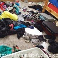 娘の汚部屋