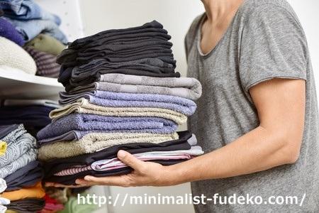 Tシャツの収納
