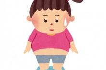 体重が増えた