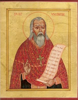 聖バレンタイン
