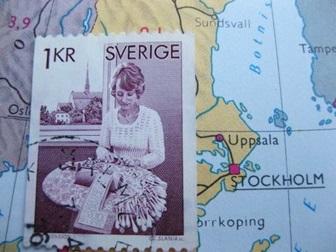 スウェーデンの切手
