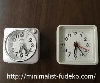 小さな時計