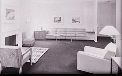 1940年代のアパート