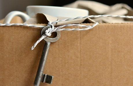 引っ越しの箱