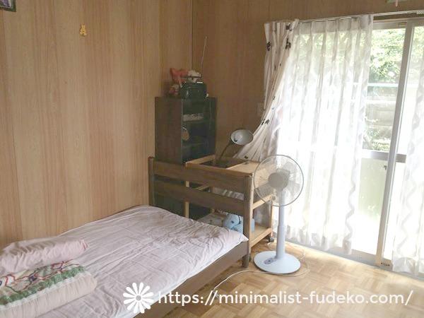 実家の自室