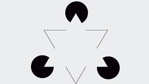 カニッツァの三角形