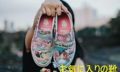 不思議の国のアリスの靴