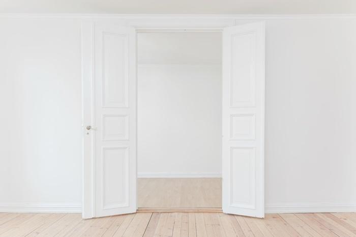 からっぽの部屋