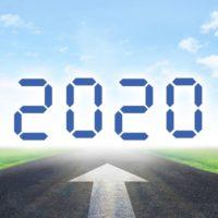2020年に向かって