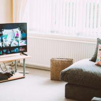 小さなテレビ台