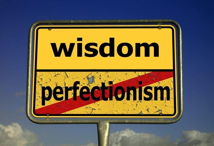 wisdomの看板