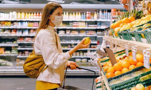 食品の買い物