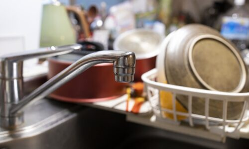 台所のシンクまわり