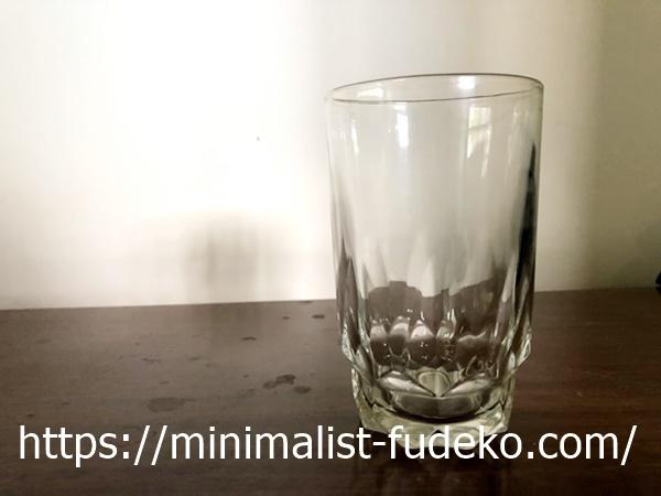 小さいグラス